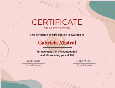 certificate 70 text diploma