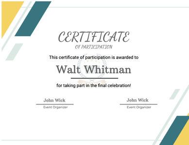 certificate 73 text diploma