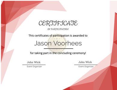 certificate 75 text diploma