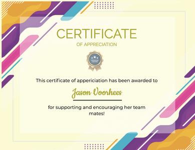 certificate 78 text diploma