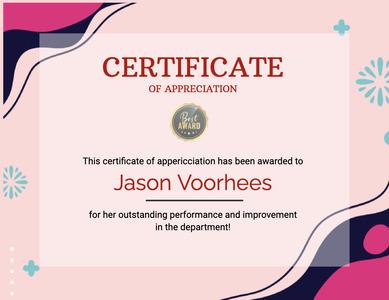 certificate 91 text diploma