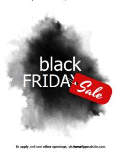 blackfriday coupon 4 black friday  coupon examples