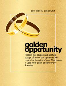 sparklinggold coupon 4 sparkling gold  coupon design ideas