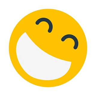 emoticon 19 big laugh  emoticon creator