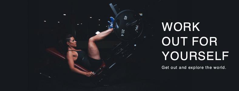 facebook 22 fitness  facebook cover banner maker