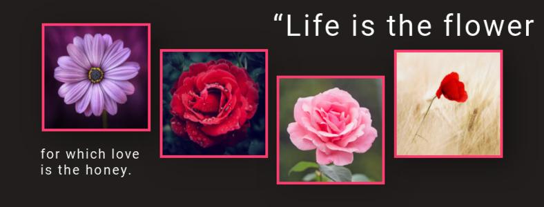 facebook 4 floral  facebook cover maker