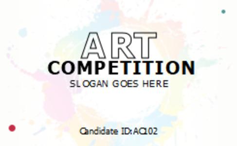 art idlicense 1a art id license card