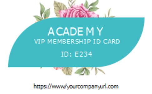 art idlicense 3a art id license card design