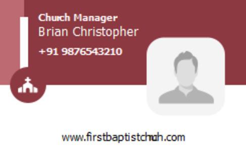 churchbadges idlicense 3a church badges id license examples