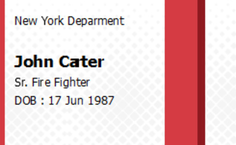 firefighter idlicense 3a firefighter id license examples
