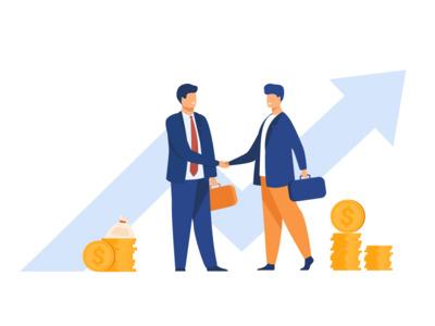 business illustration 1 business  illustration examples