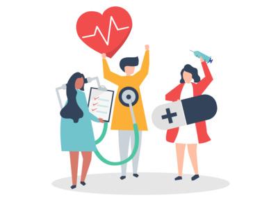 healthcare illustration 1 free healthcare  illustration