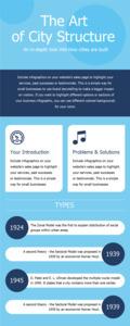 business infographic 5 business  infographic designs