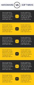 comparison infographic 2 comparison  infographic ideas