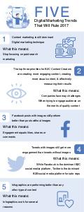 marketing infographic 1 online marketing  infographic