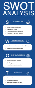 swot infographic 1 online swot  infographic