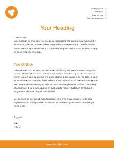 letterhead 1  letterhead maker