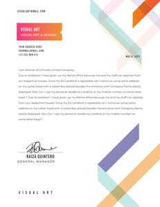 letterhead 18  letterhead creator