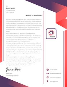 letterhead 30 free  letterhead printable