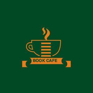 cafe logo 5 light  logo