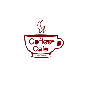 cafe logo 6 coffeecup cup