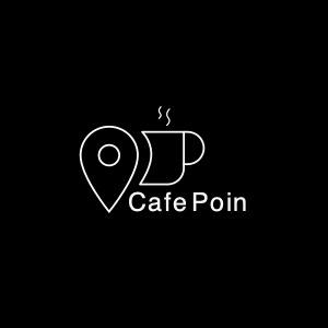 cafe logo 9 text  logo