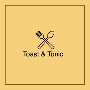 food logo 6 text  logo