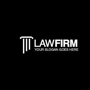 law logo 5 law firm  logo design