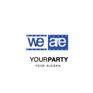 political logo 4 political campaign  logo
