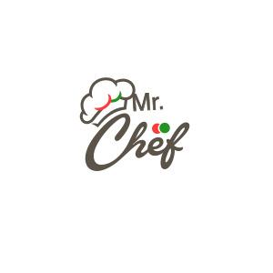 restaurant logo 5 chef  logo
