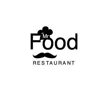 restaurant logo 6 food restaurant  logo