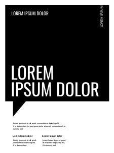 bw poster 10 black and white  poster maker free
