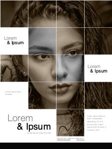 bw poster 11 black and white  poster design maker