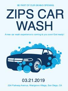 carclean poster 1 car wash  poster maker