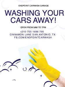 carclean poster 2 car clean  poster design maker