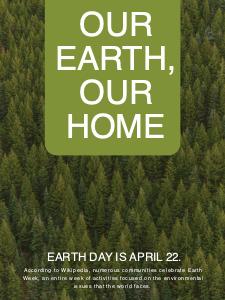 earthday poster 4 earth day  poster design maker