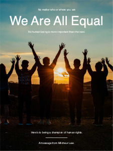 humanrights poster 1 human rights  poster maker