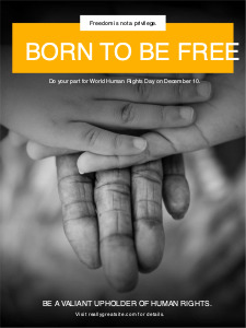 humanrights poster 5 custom human rights  poster maker