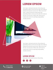 marketingads poster 5 editable marketing ads  poster maker