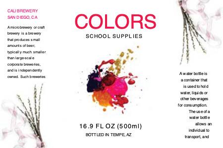 art productlabel 9 create online art product label