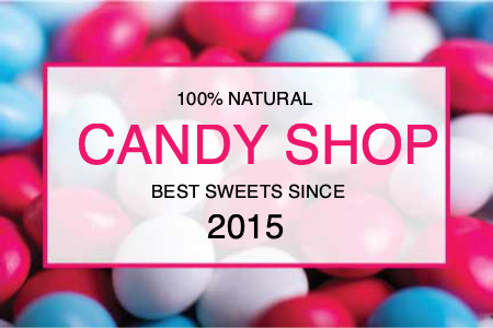 candy productlabel 2 candy product label design