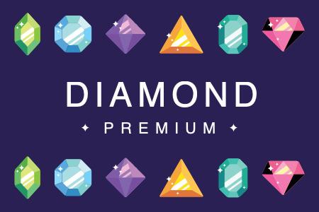 diamond productlabel 7 make diamond product label design