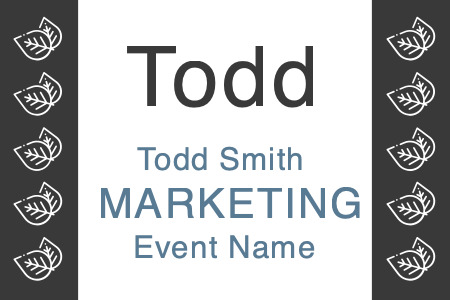 event productlabel 8 free printable event product label