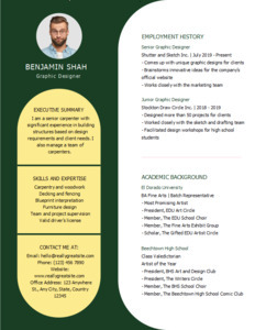 resume 21 free graphic design  resume