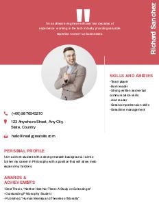 resume 4 online  resume template maker