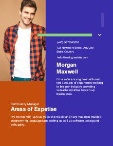 resume 8 online  resume design templates