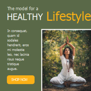squarebanner 16 healthy lifestyle square banner