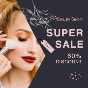 squarebanner 4 beauty salon square banner template